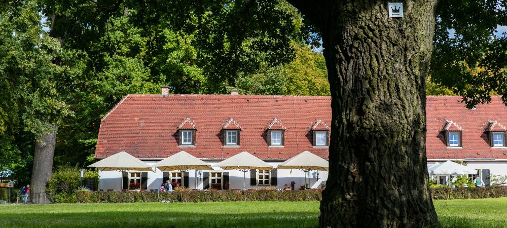 Denkmalensemble - Churfuerstliche Waldschaenke Moritzburg