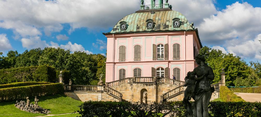 Pheasant palace - Churfuerstliche Waldschaenke Moritzburg