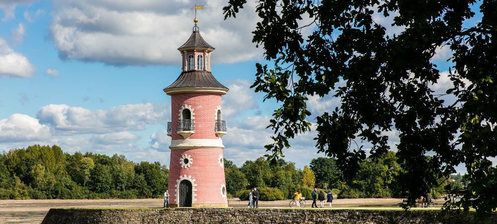 Leuchtturm - Churfuerstliche Waldschaenke Moritzburg