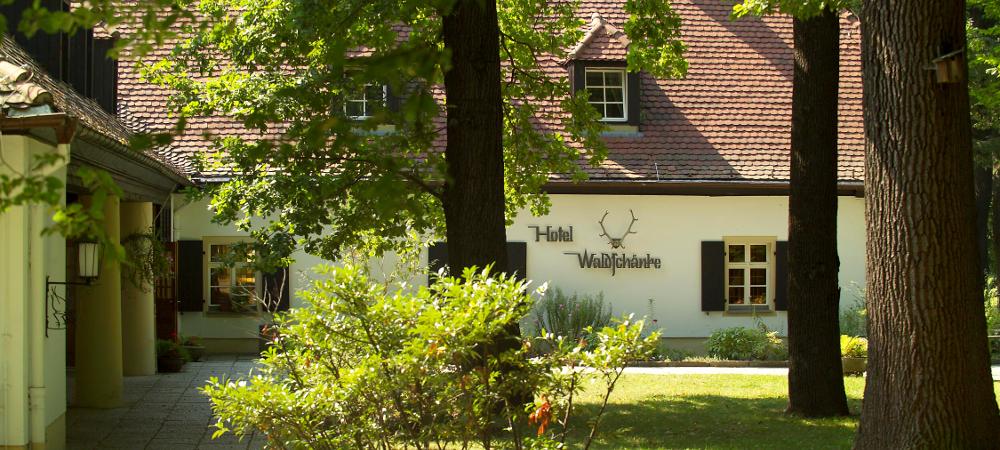 Historie - Churfuerstliche Waldschaenke Moritzburg