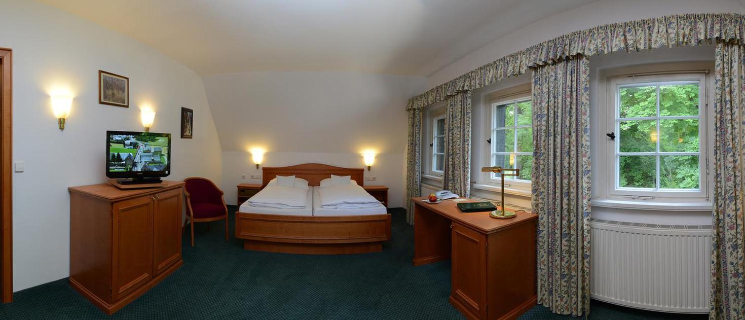 Beschreibung der Zimmer - Churfuerstliche Waldschaenke Moritzburg