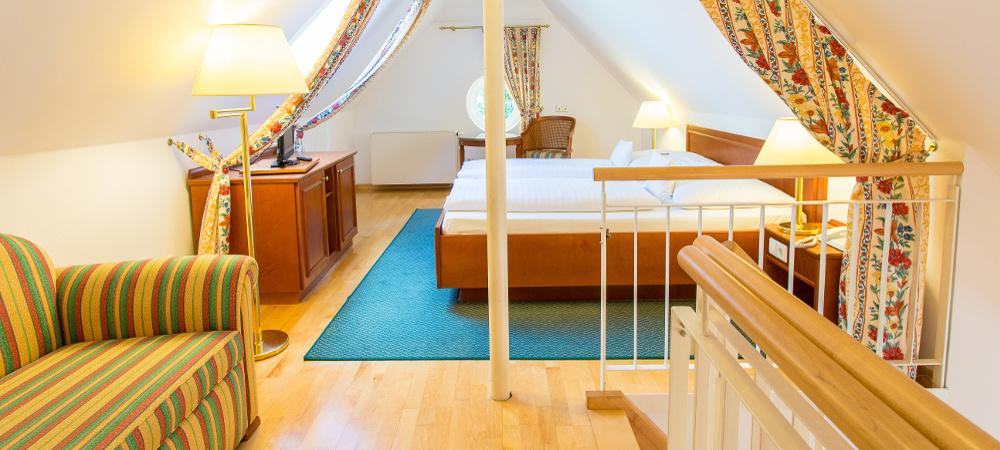 Hotelzimmer - Churfuerstliche Waldschaenke Moritzburg