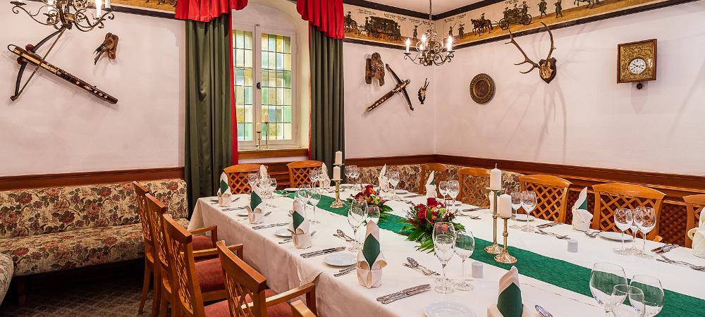 Special events - Churfuerstliche Waldschaenke Moritzburg
