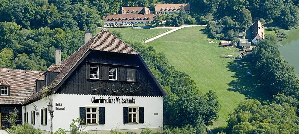Churfuerstliche Waldschaenke Moritzburg